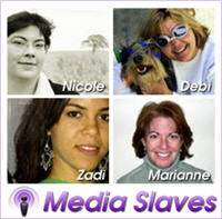 Media Slaves Podcast Logo